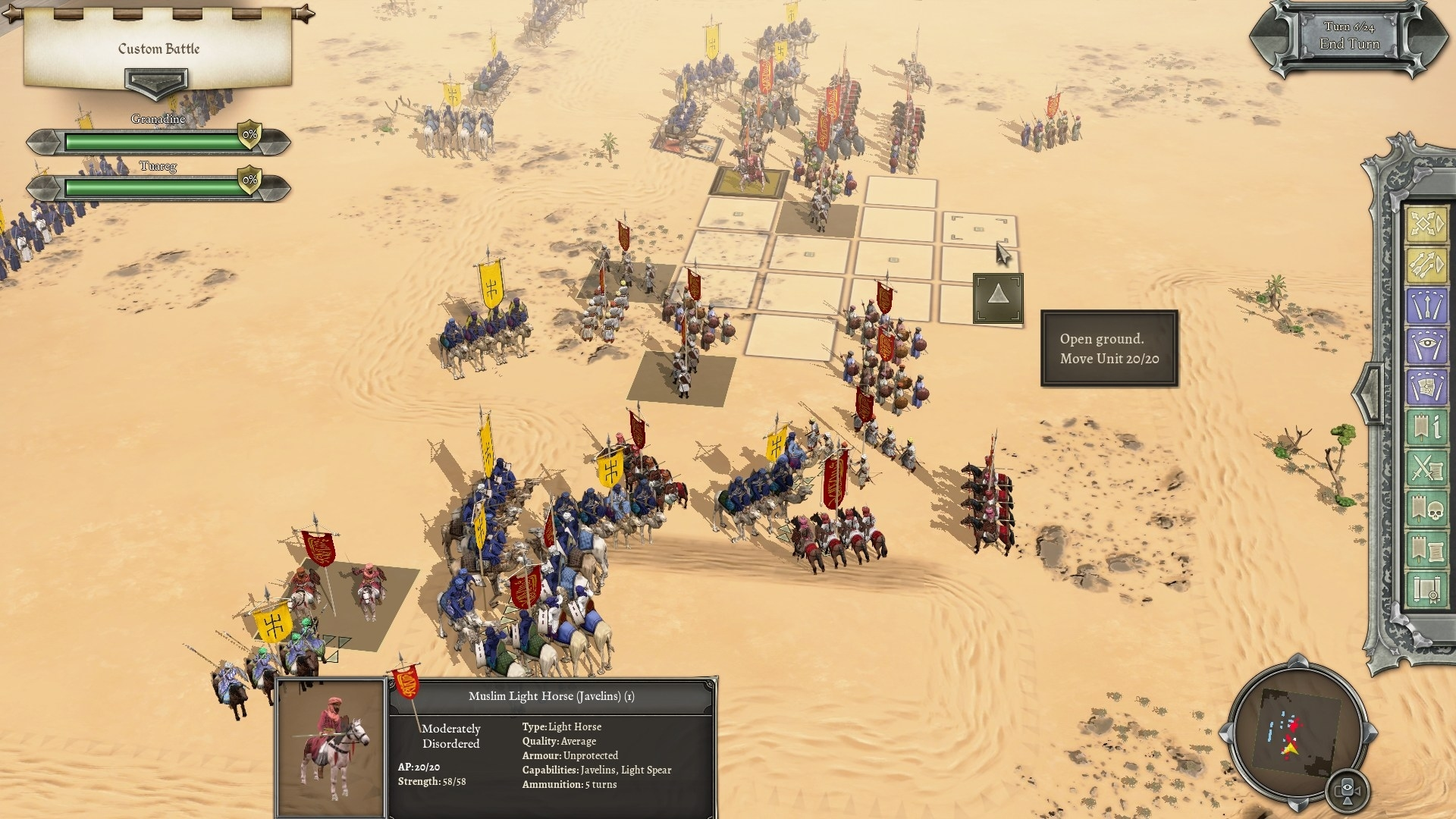 Field of Glory II: Medieval - Reconquista | WW (d5ce8f29-2649-4325-9eb6-03798ceb903c)