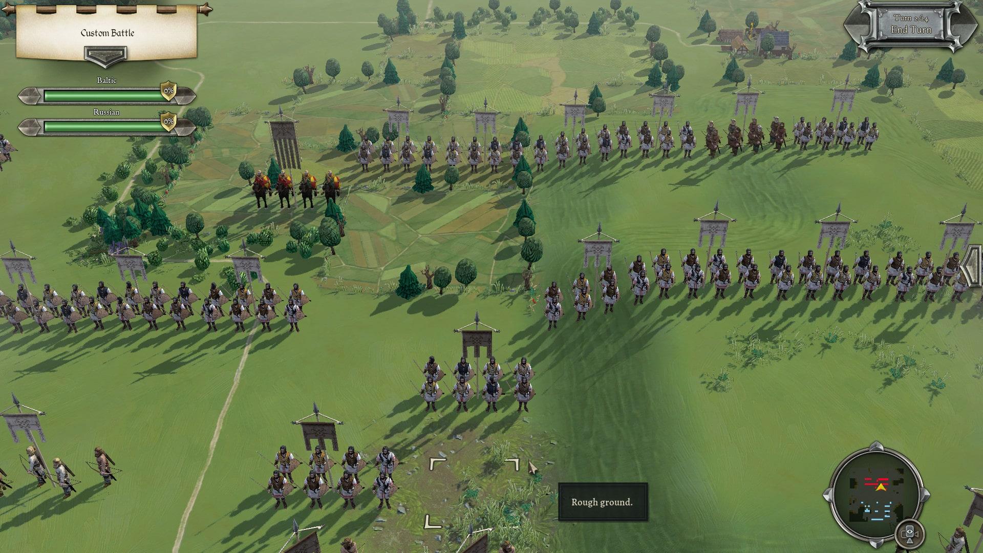 Field of Glory II: Medieval | ROW (43c97612-a8b1-4967-8dd1-b0cc4947af82)