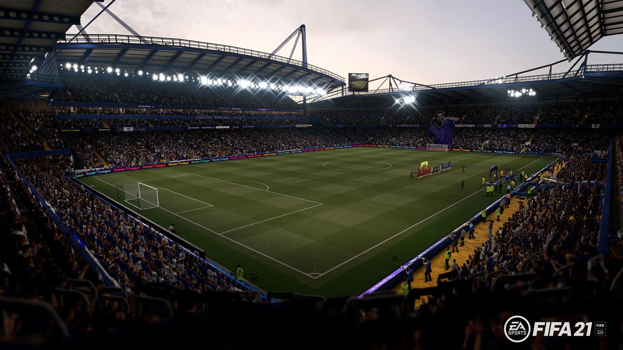 FIFA 21 Champions Edition