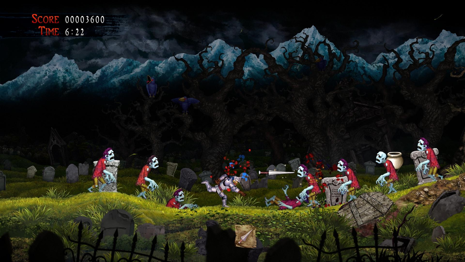 Ghosts 'n Goblins Resurrection | ROW (a4fc7426-a166-4635-996f-ac215360914b)