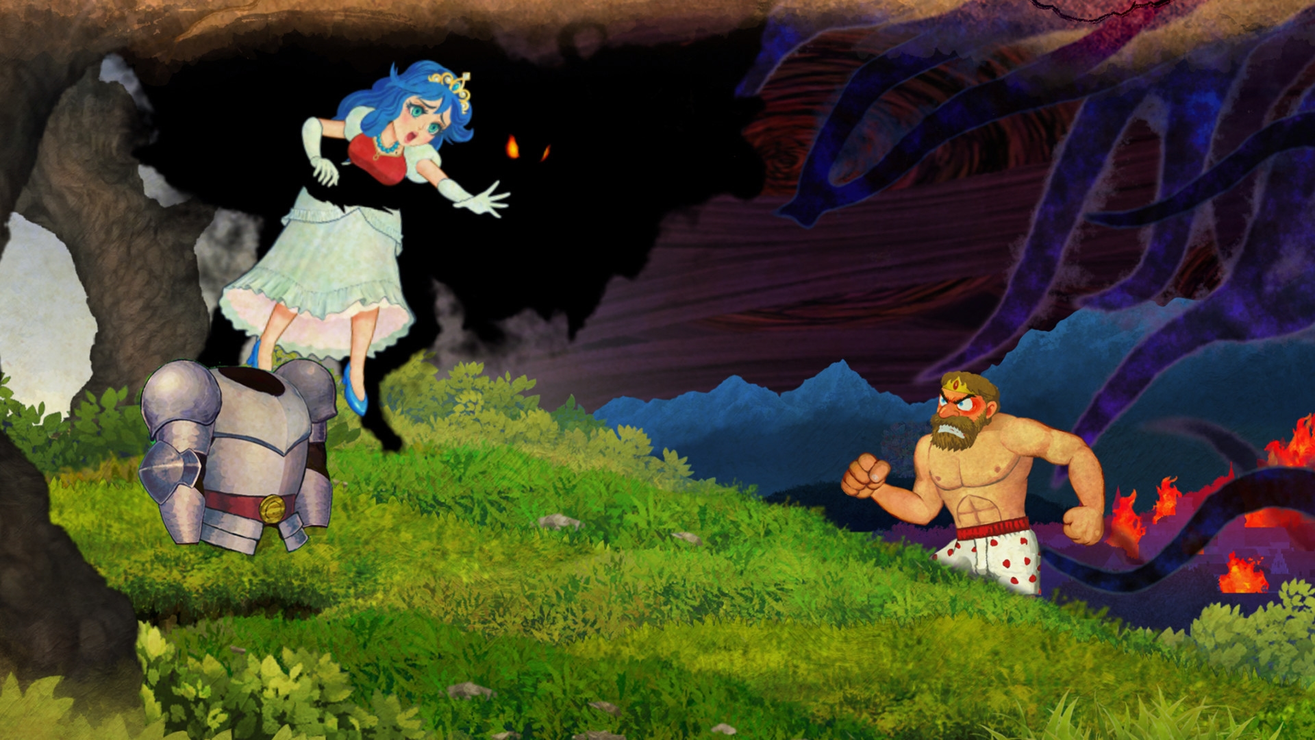 Ghosts 'n Goblins Resurrection   LATAM (7520816d-9ef3-4790-9eb6-dc4db4e239dc)