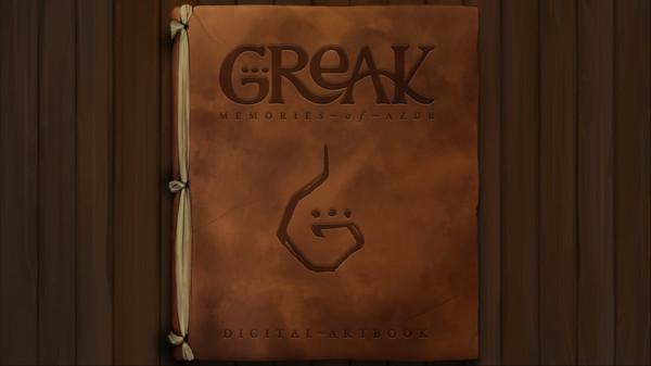 Greak: Memories of Azur - Digital Artbook