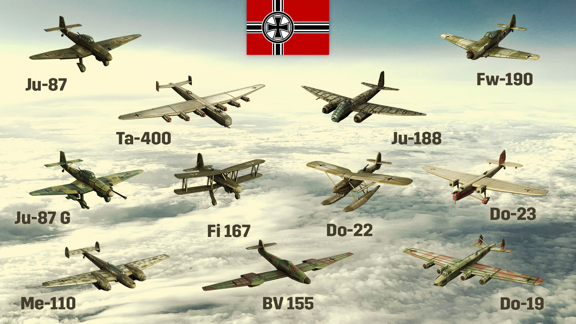 Hearts of Iron IV - Eastern Front Planes Pack