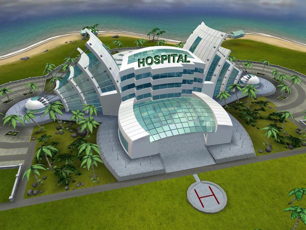 Hospital Tycoon | ROW (6daecfa9-f7e2-4c8f-9eac-4eee883666ad)