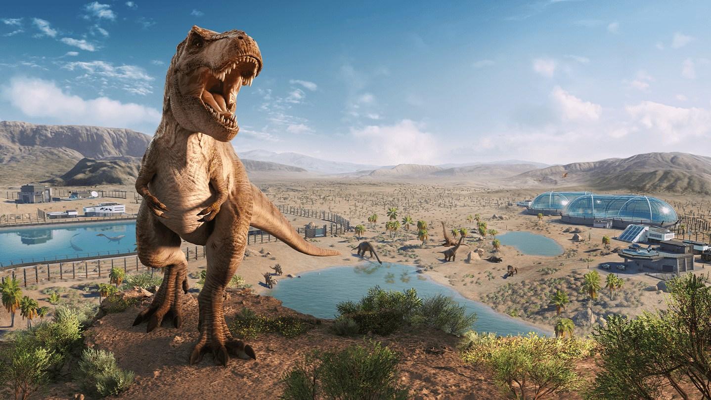 Jurassic World Evolution 2 - Deluxe Edition (Pre-order)