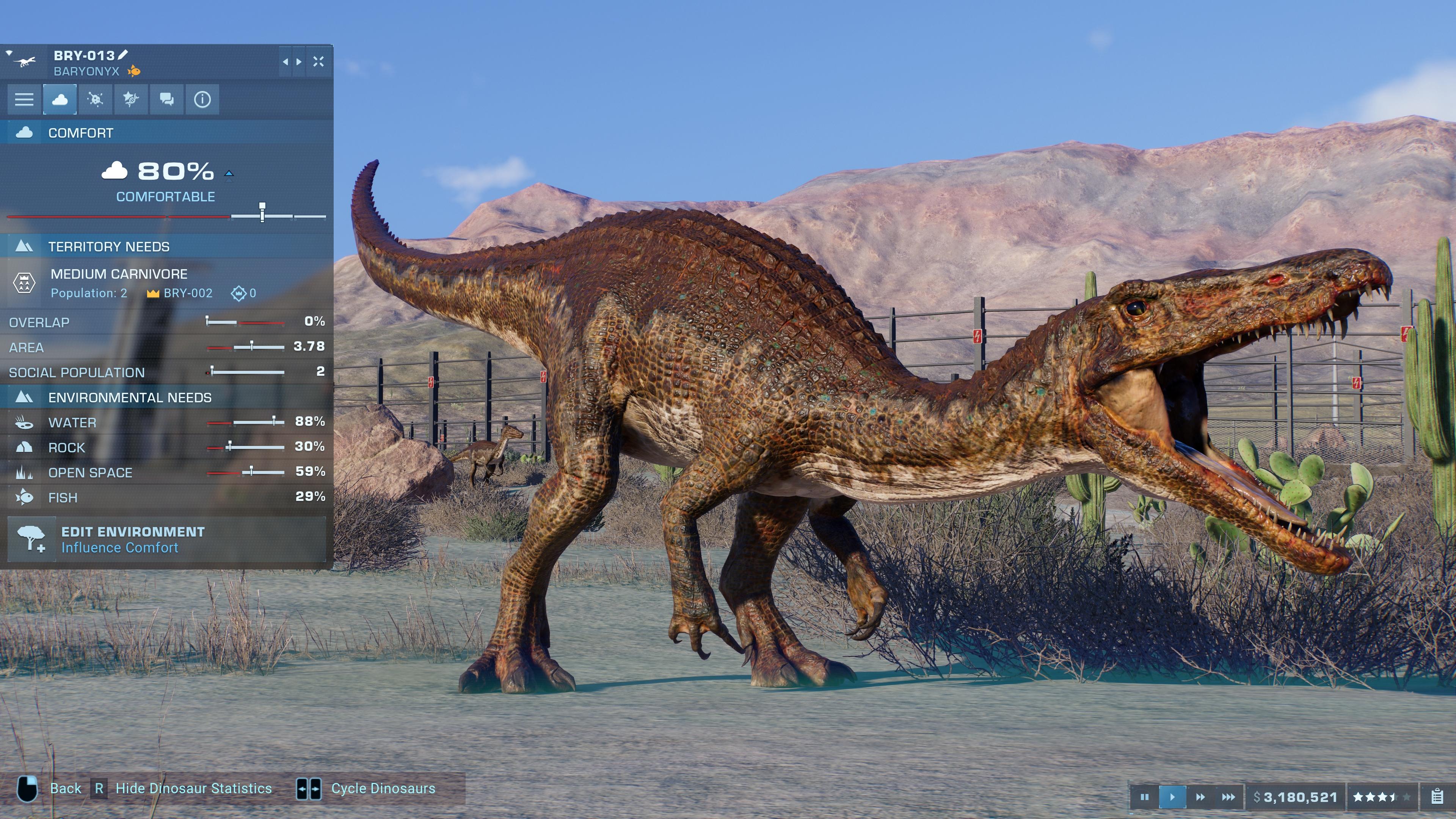 Jurassic World Evolution 2 (Pre-order)   ROW (e1424e5a-ee90-47da-be9b-db8379882cf3)