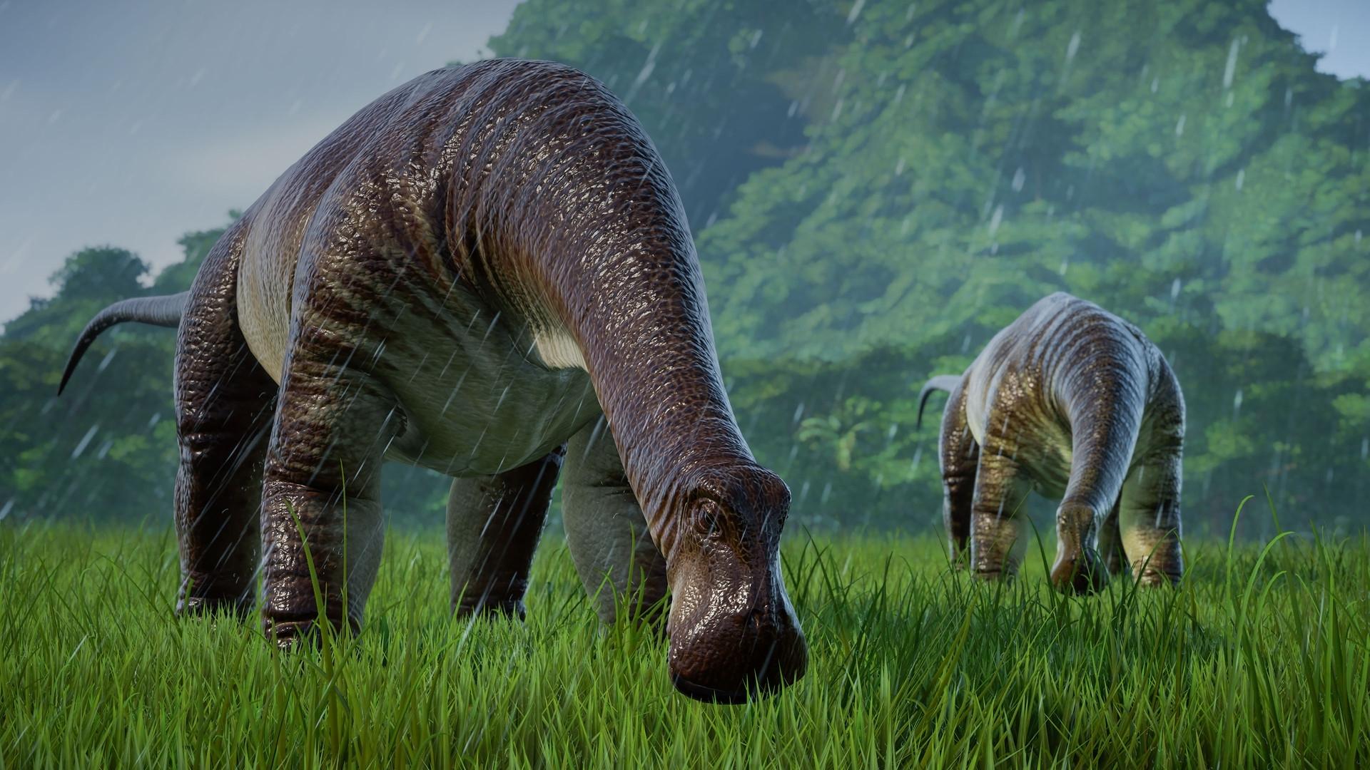 Jurassic World Evolution: Herbivore Dinosaur Pack