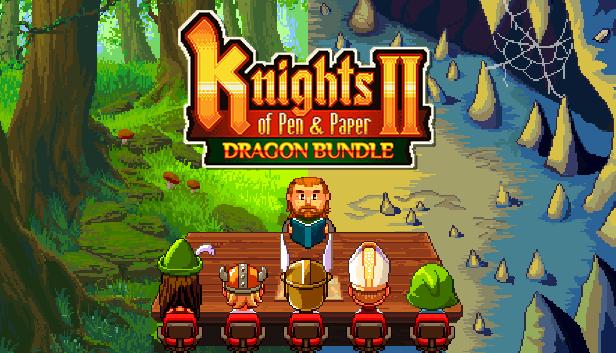 Knights of Pen and Paper 2 - Dragon Bundle | ROW (26f611c2-4366-4663-971d-596e46d46d90)