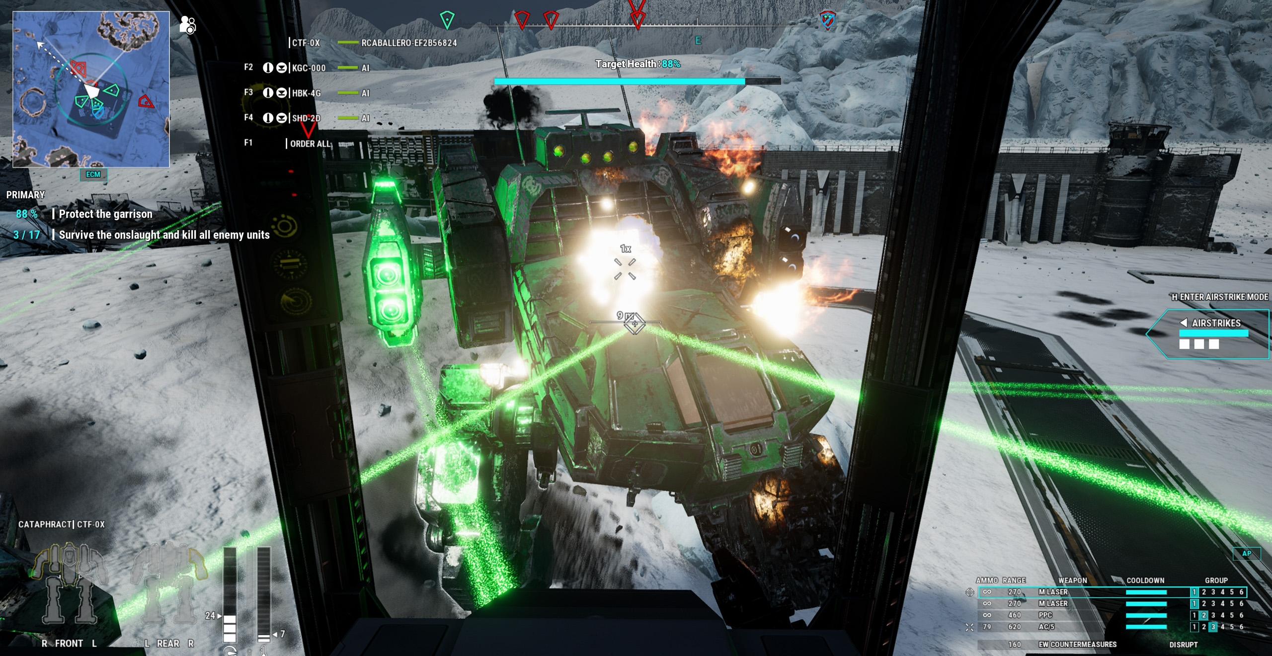 MechWarrior 5: Mercenaries | ROW (92e5d50d-f421-4001-b8fd-895a110c2ffe)