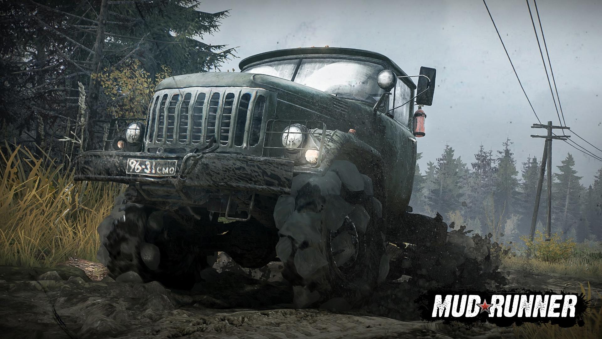 MudRunner | WW (0dd6a5e0-50e6-45d6-9dfb-48b48accd11b)