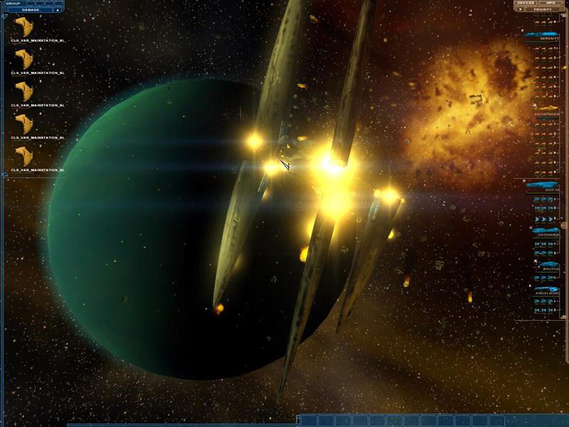 Nexus - The Jupiter Incident
