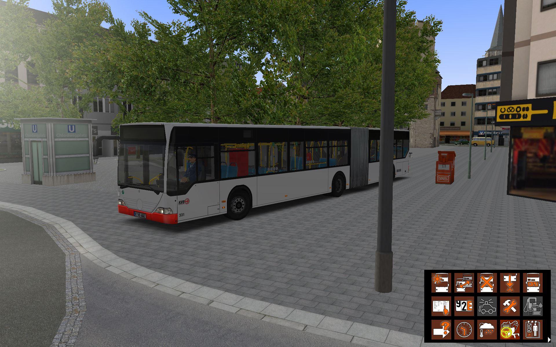 OMSI 2 Add-On Köln
