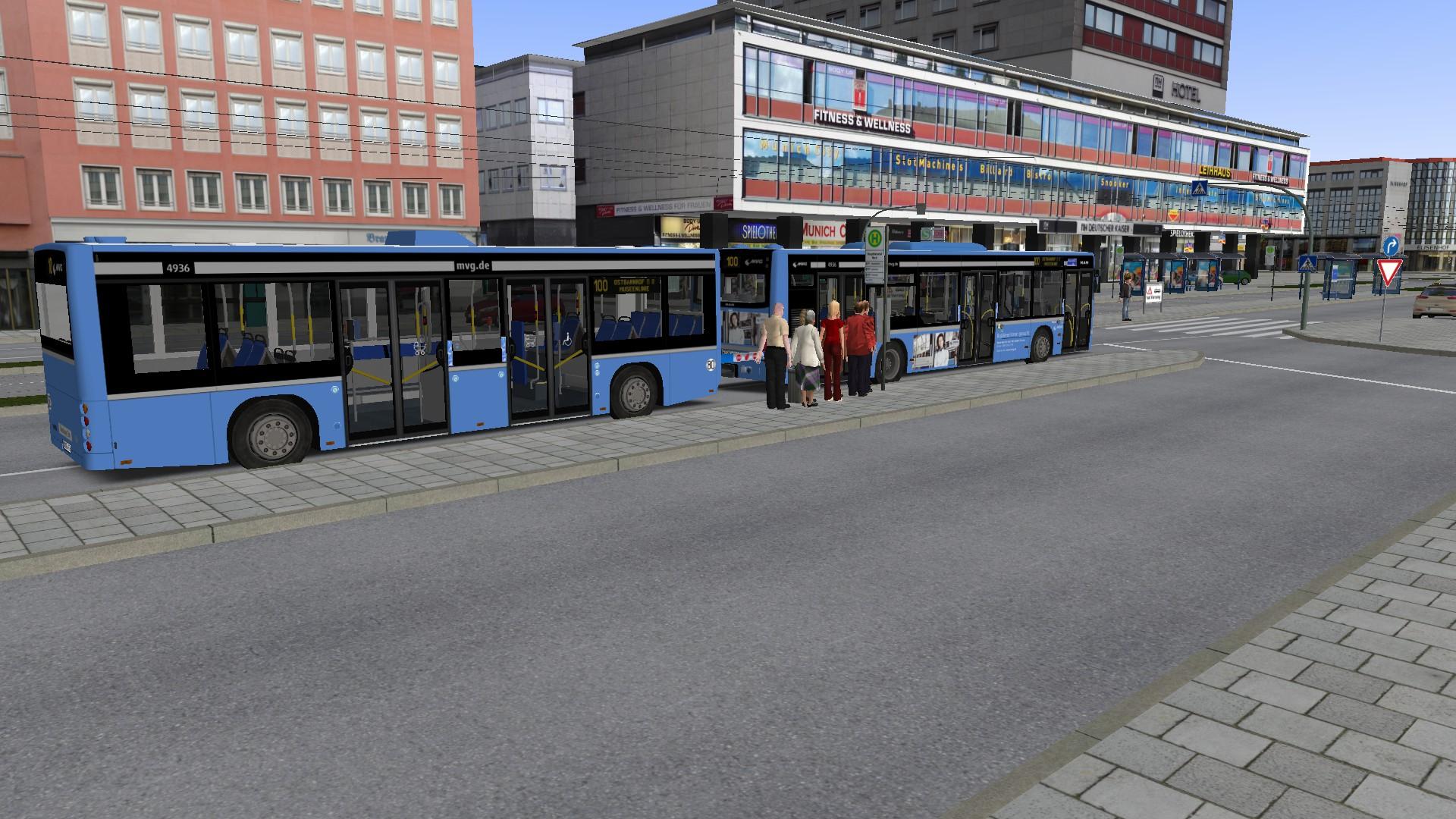 OMSI 2 Add-On München City