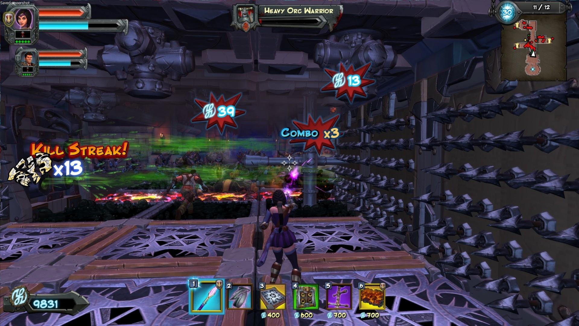 Orcs Must Die! 2   WW (954fd3de-1c22-48d6-95e3-b8d7f27835b0)