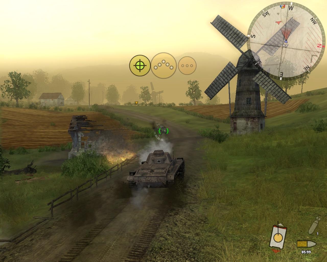 Panzer Elite Action Gold