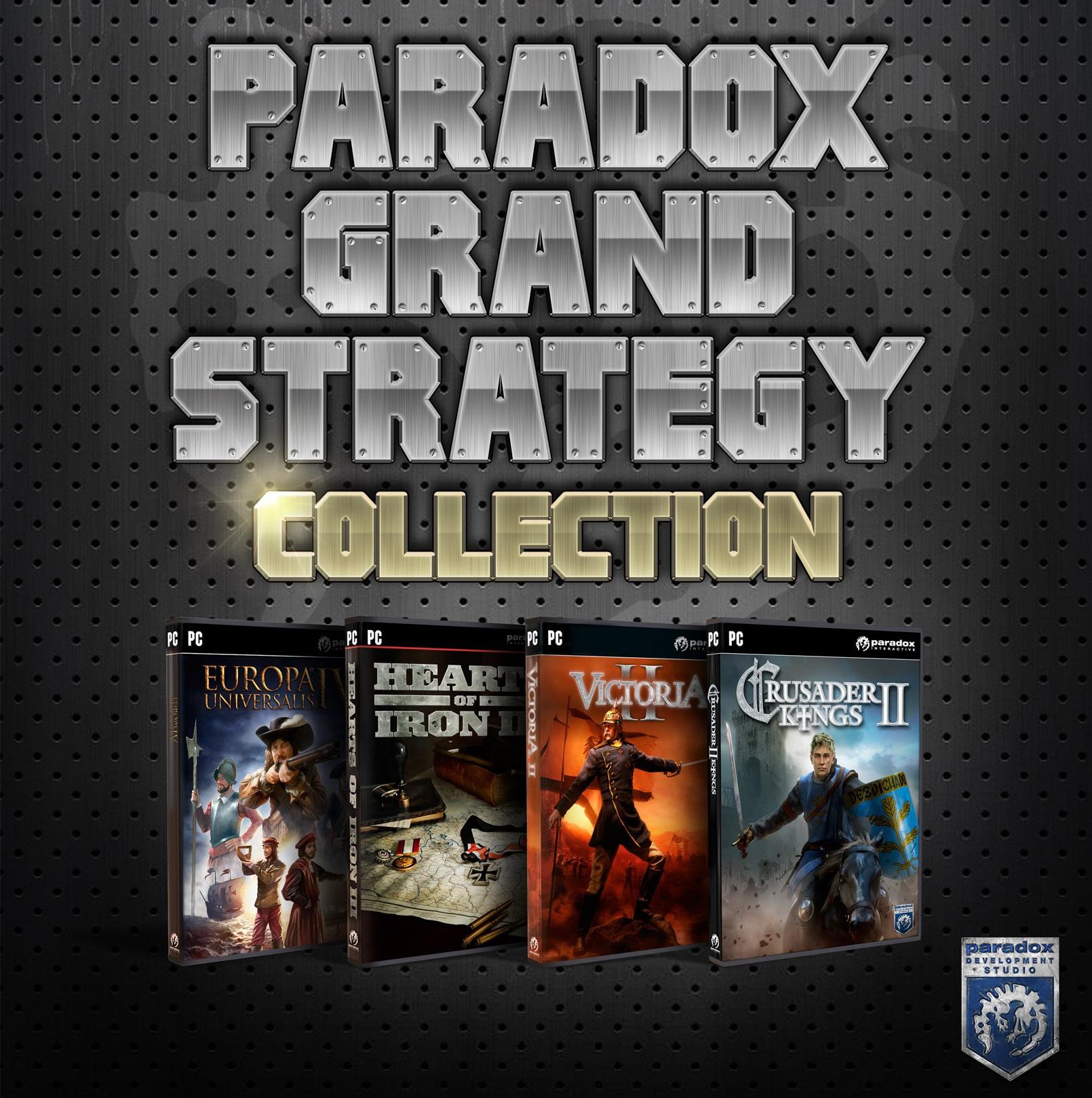 Paradox Grand Strategy Collection | WW (75fdb0e3-ebce-4d49-858e-fbba1e35404e)