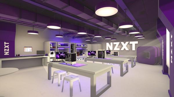 PC Building Simulator - NZXT Workshop | ROW (2cf7485c-4fd8-4845-a9ed-ab025f6f8b51)