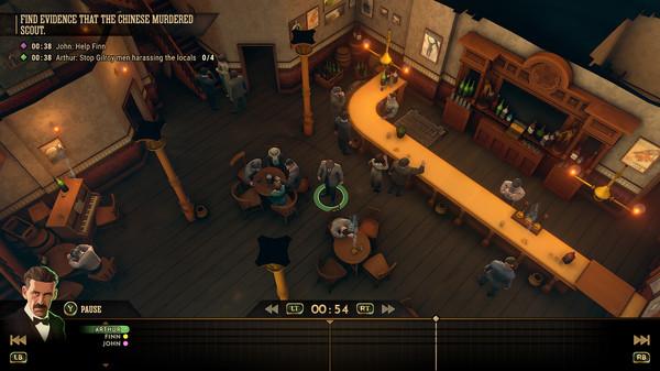 Peaky Blinders: Mastermind - Pre Order - Steam