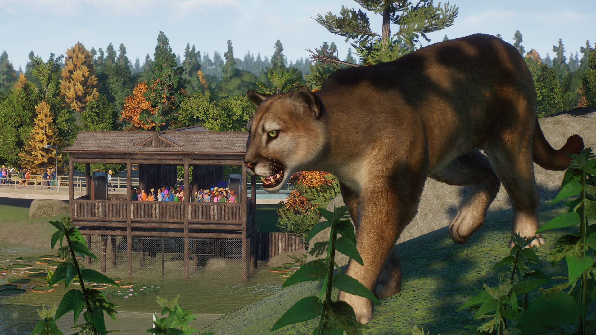 Planet Zoo: North America Animal Pack   ROW (9f196795-744e-4091-a368-fb144be13a99)