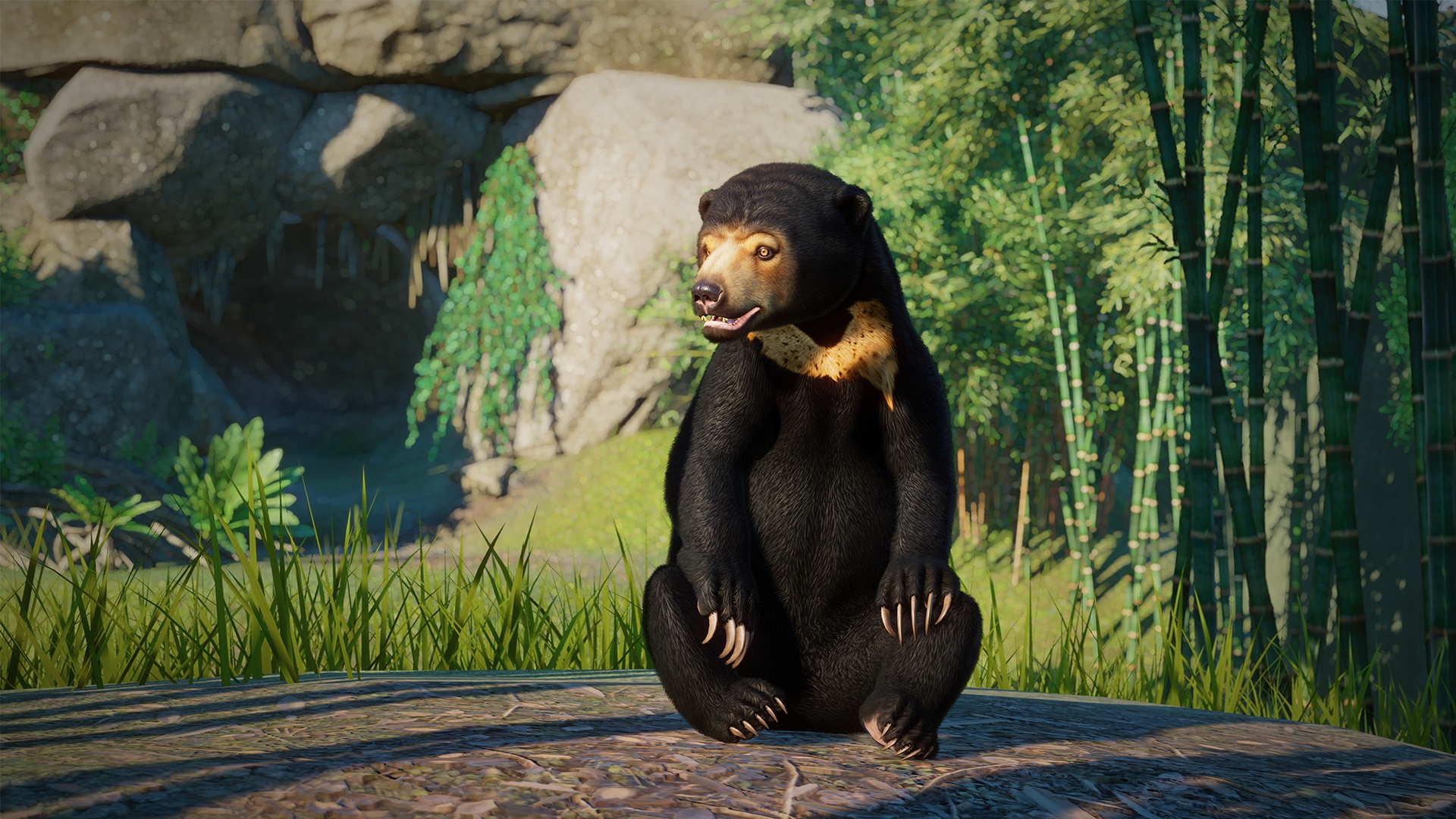 Planet Zoo: Southeast Asia Animal Pack | ROW (f49a8d4e-94d4-414c-b9c7-93f6f817f910)