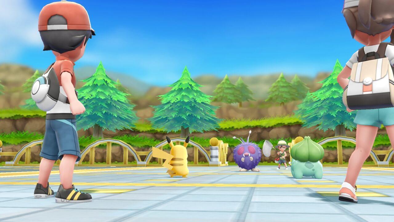 DDC Pokémon: Let's Go Pikachu!