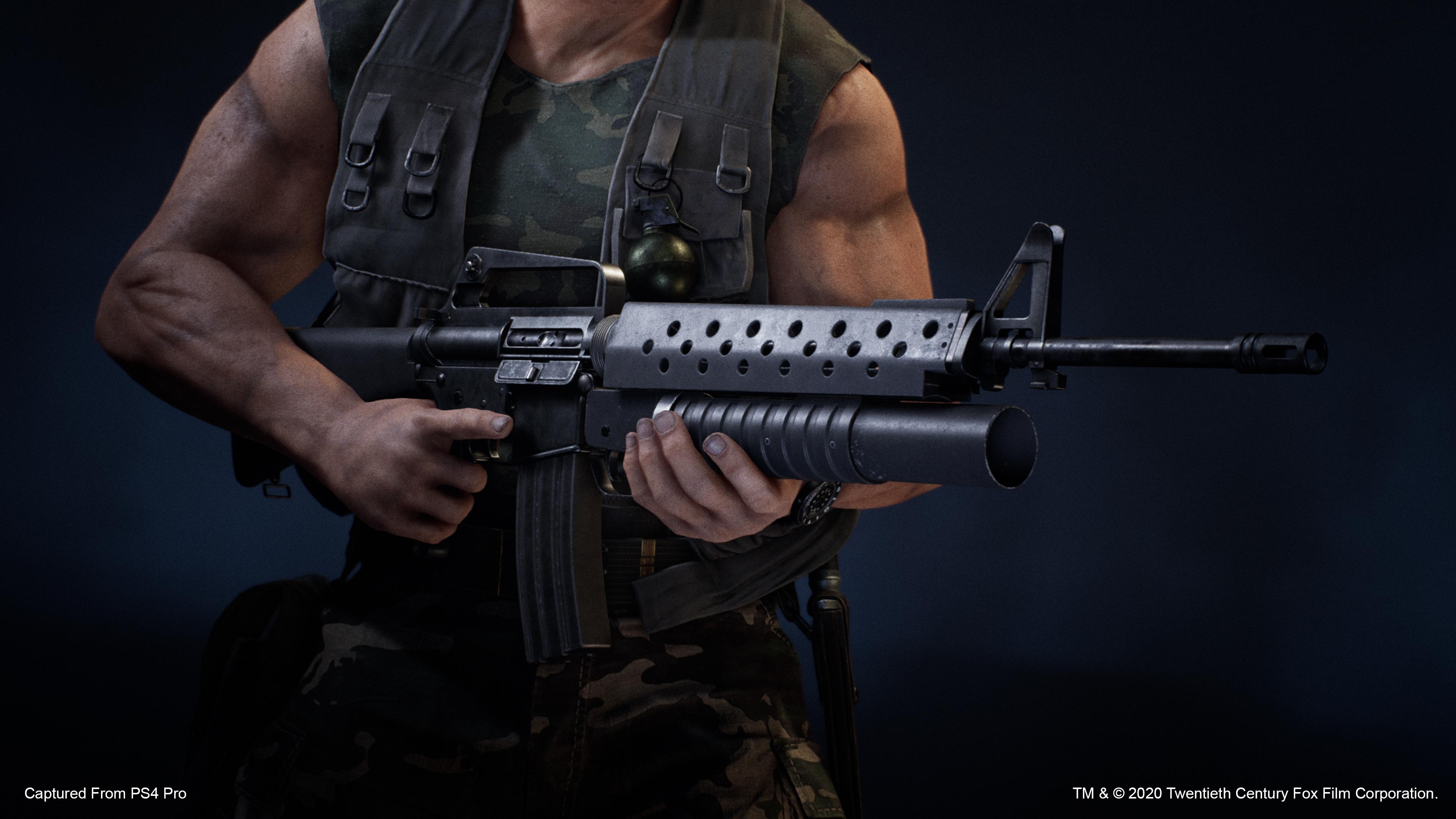 Predator: Hunting Grounds - Dutch '87 Pack   WW (22cd43f9-143b-447a-a444-8f3359ee5708)