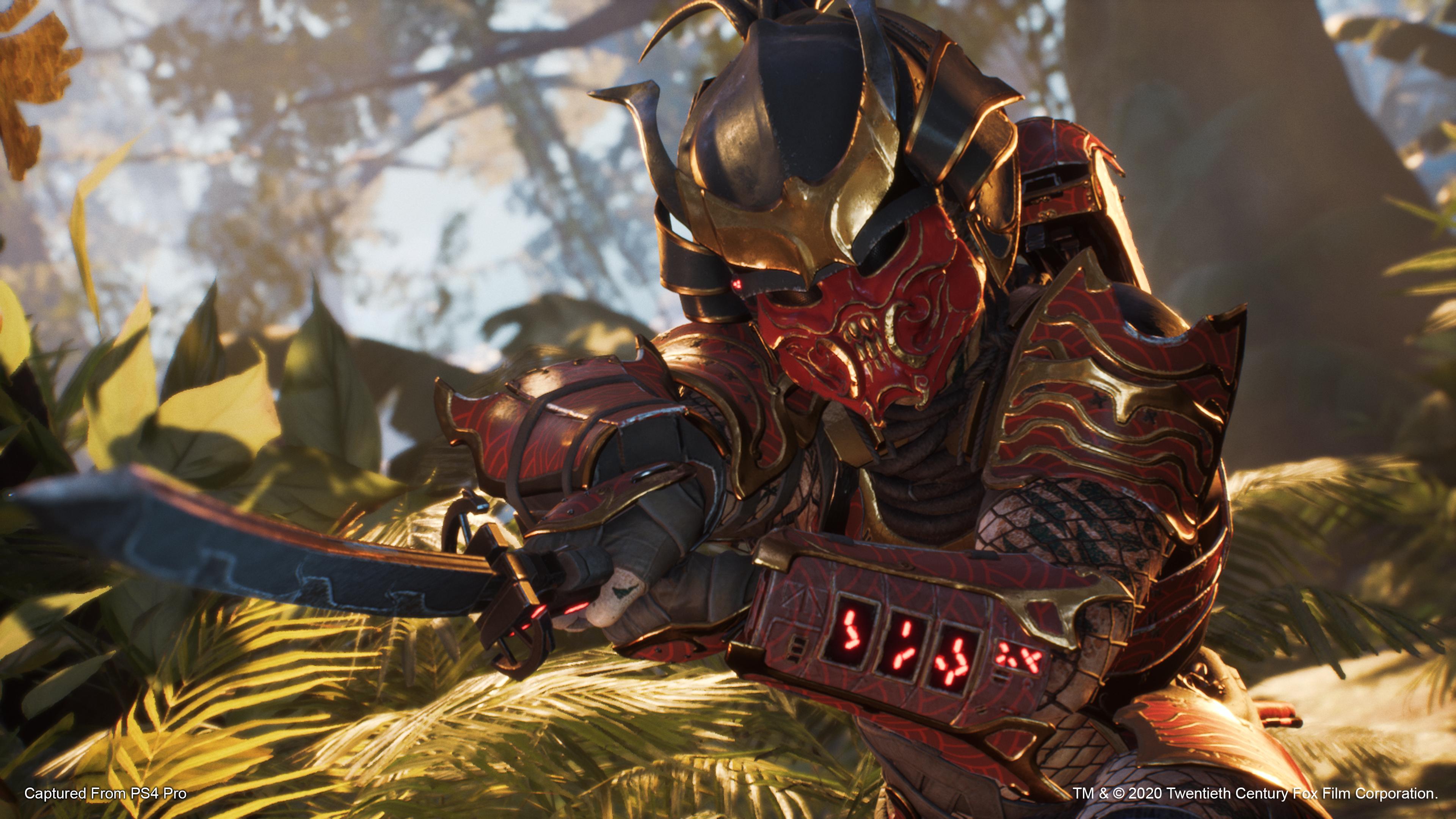 Predator: Hunting Grounds - Samurai Predator DLC Pack   WW (077b5745-e4b9-4553-bd0d-55b545523d4a)