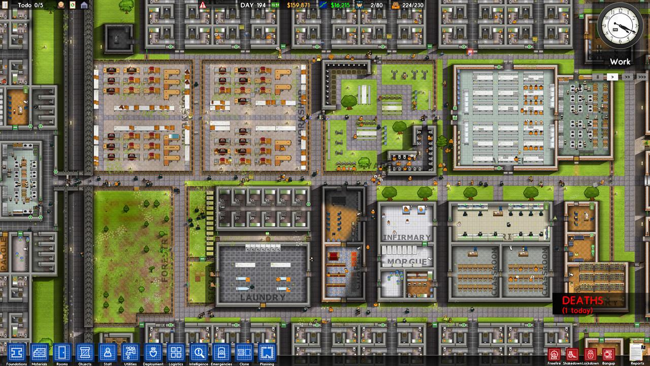 Prison Architect Aficionado | ROW (453feb06-c012-42f0-8056-b2b91242f7ac)