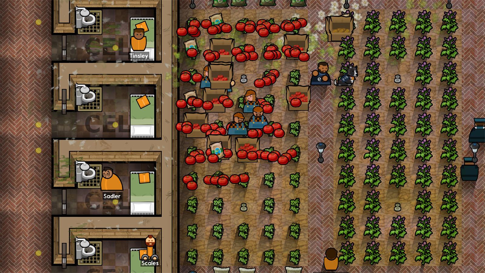 Prison Architect - Going Green | CN_LATAM_TR (ce5dac56-430b-4900-960a-588c93a0ad0d)