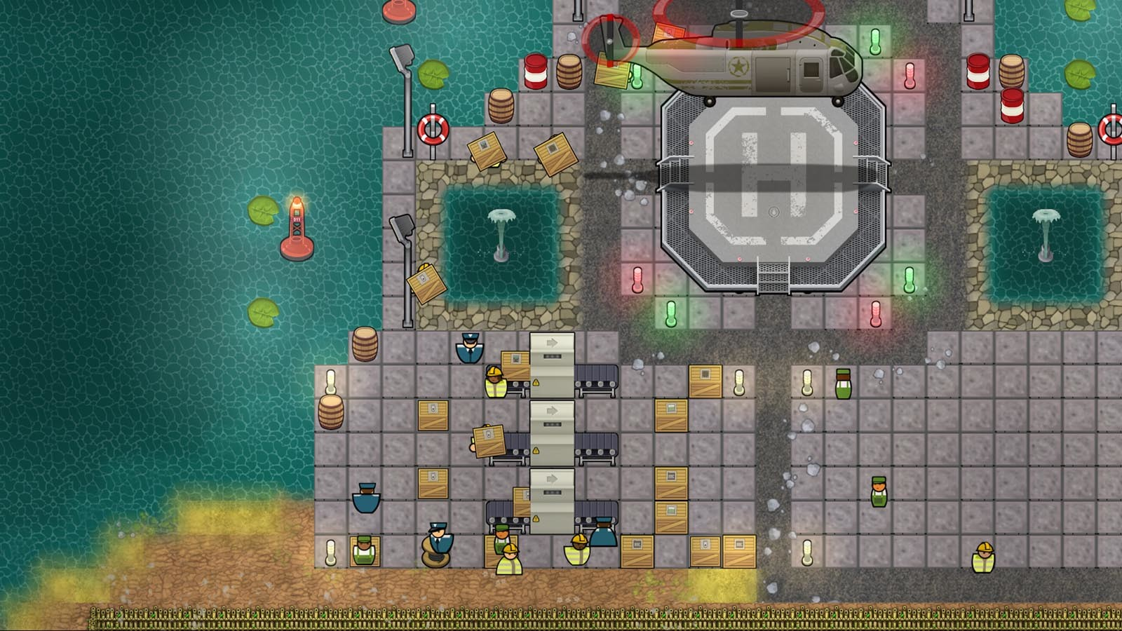 Prison Architect - Island Bound | CN_KR_LATAM_TR (790754e4-8965-4d05-9bba-00dbc1441183)