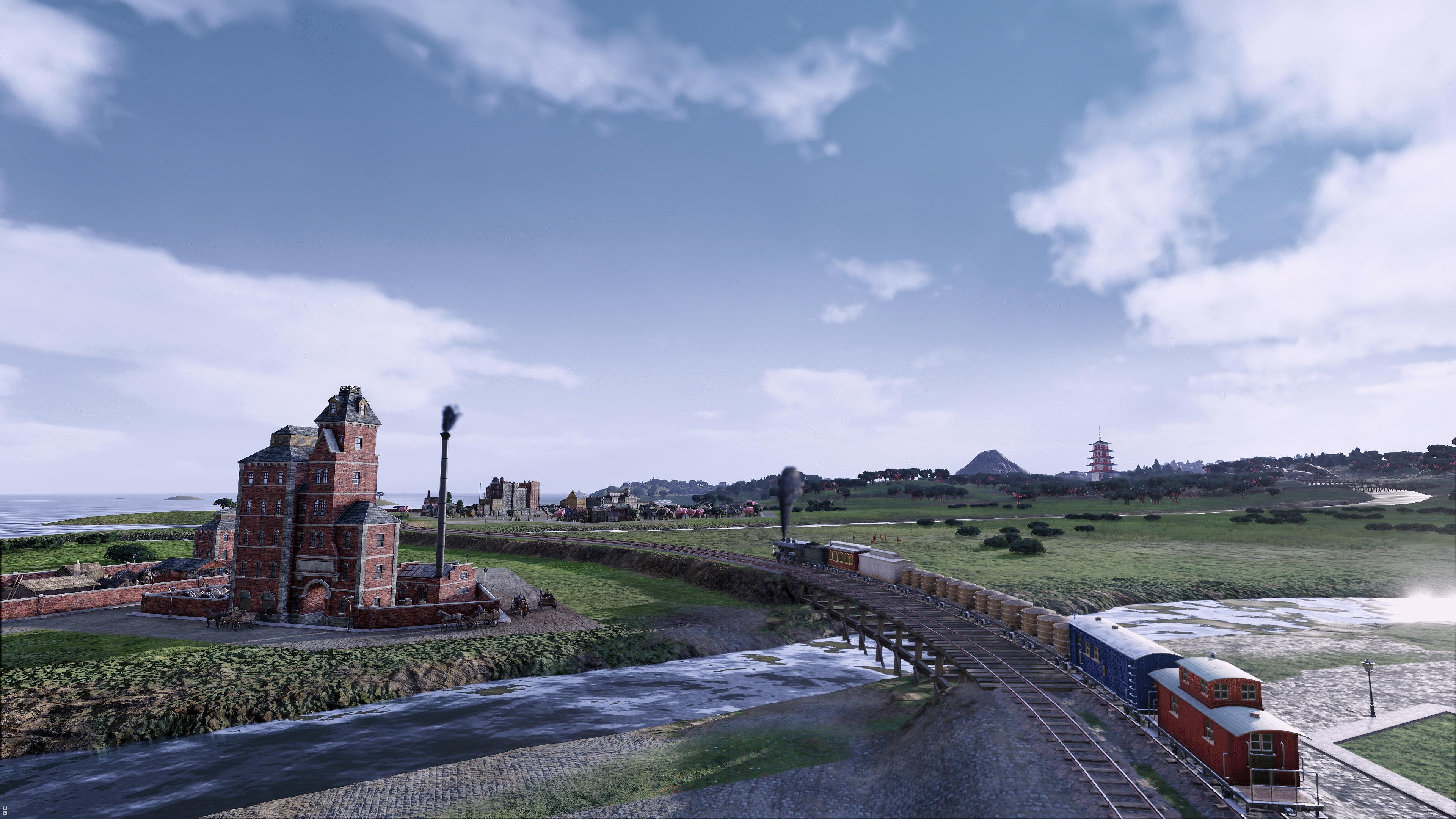 Railway Empire: Japan
