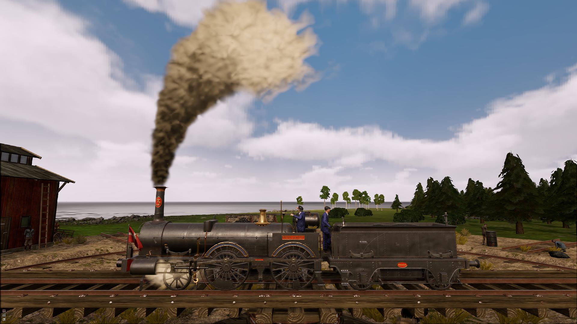 Railway Empire: Northern Europe