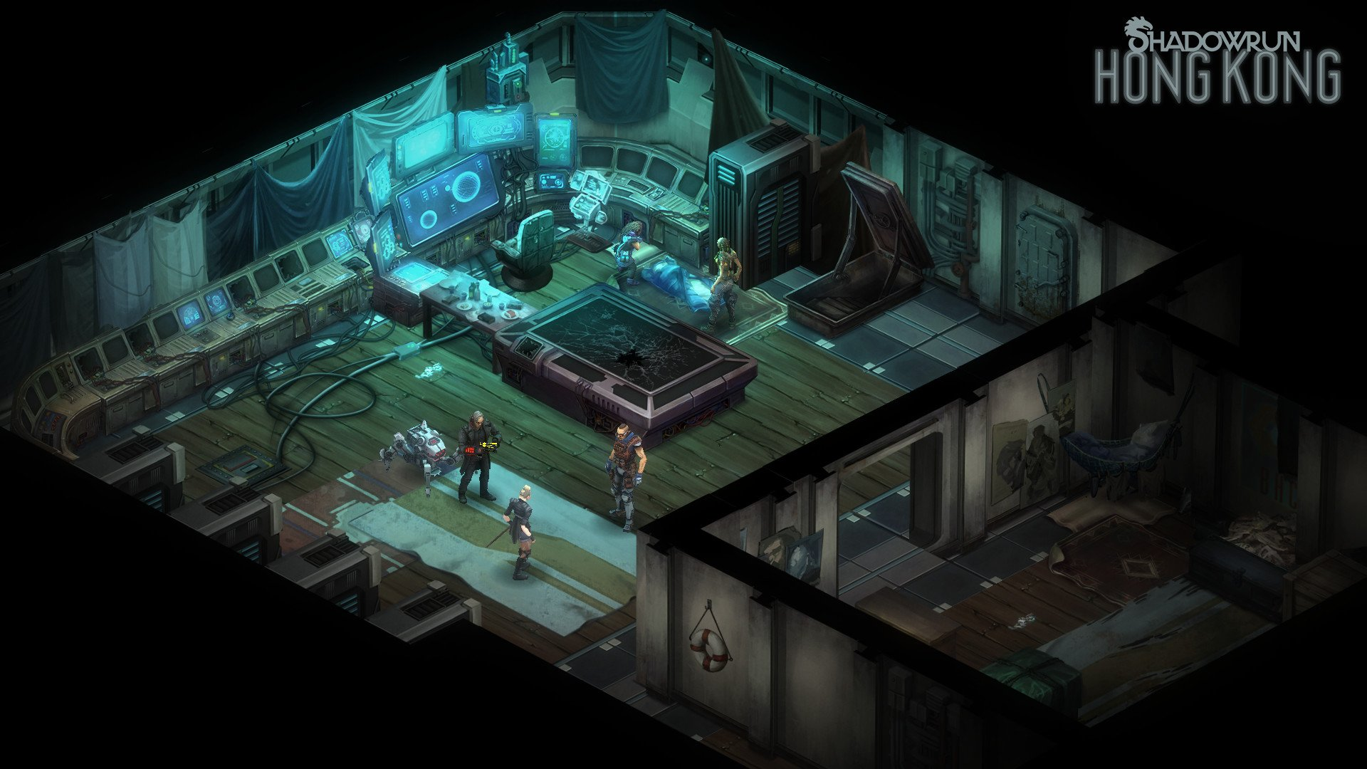 Shadowrun: Hong Kong - Extended Edition Deluxe Upgrade
