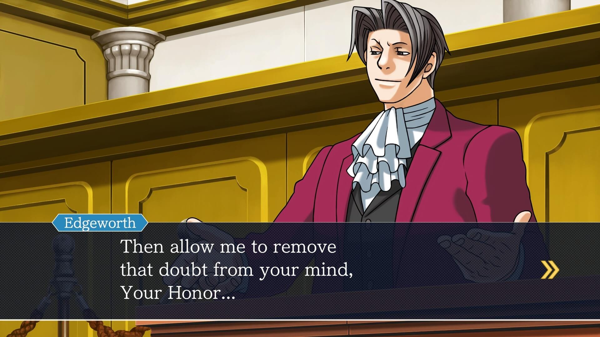 Phoenix Wright: Ace Attorney Trilogy (ROW)