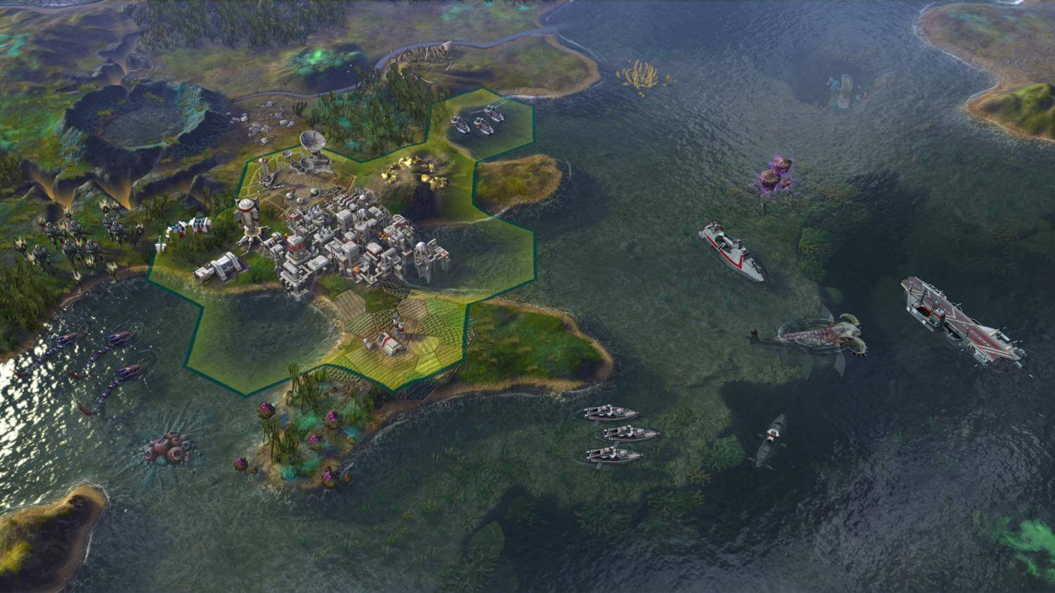 Sid Meier's Civilization® Beyond Earth™ - The Collection (MAC)
