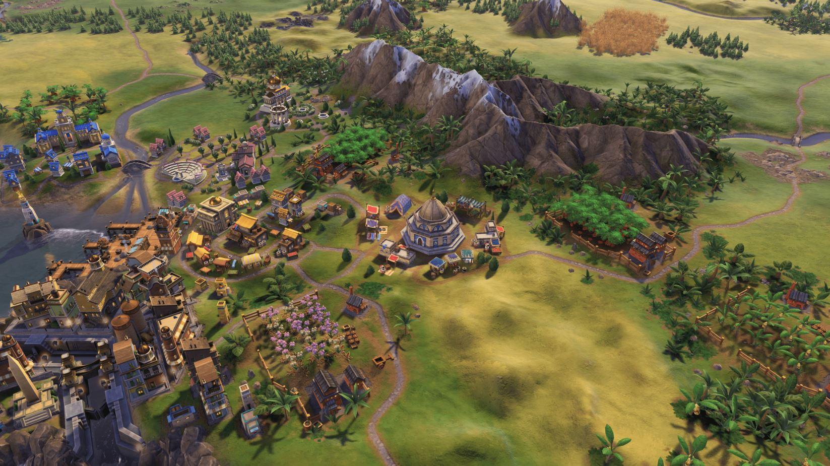 Sid Meier's Civilization® VI - Babylon Pack (Steam)