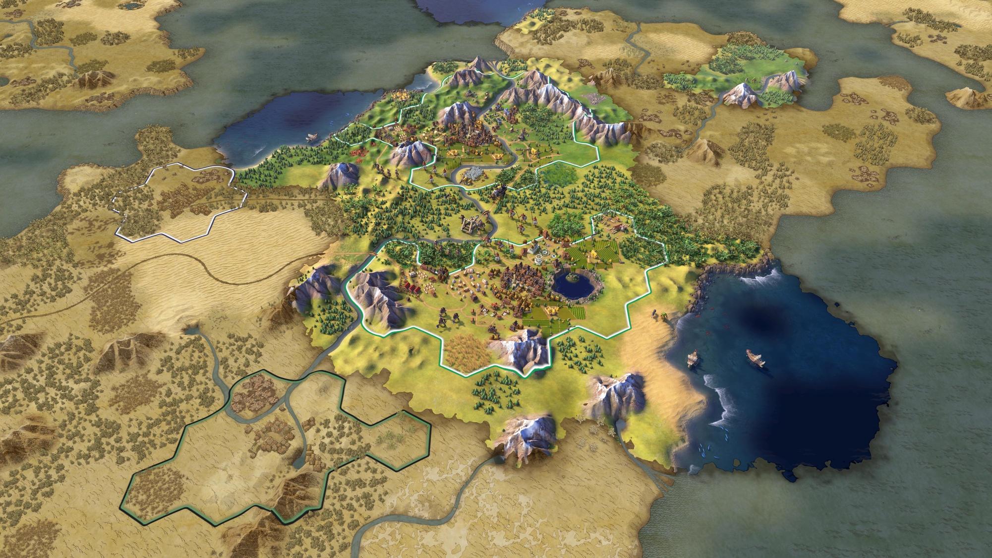 Sid Meier's Civilization® VI (Epic) | LATAM (d37cc421-546c-41c5-93c0-723e9a417499)