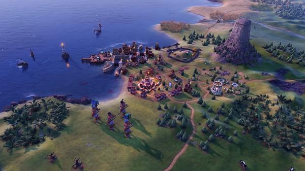 Sid Meier's Civilization® VI - New Frontier Pass (Epic)