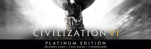 Sid Meier's Civilization® VI Platinum Edition (Epic)
