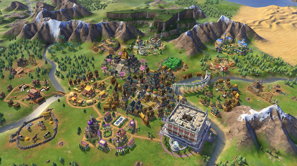 Sid Meier's Civilization® VI: Rise and Fall (Epic)