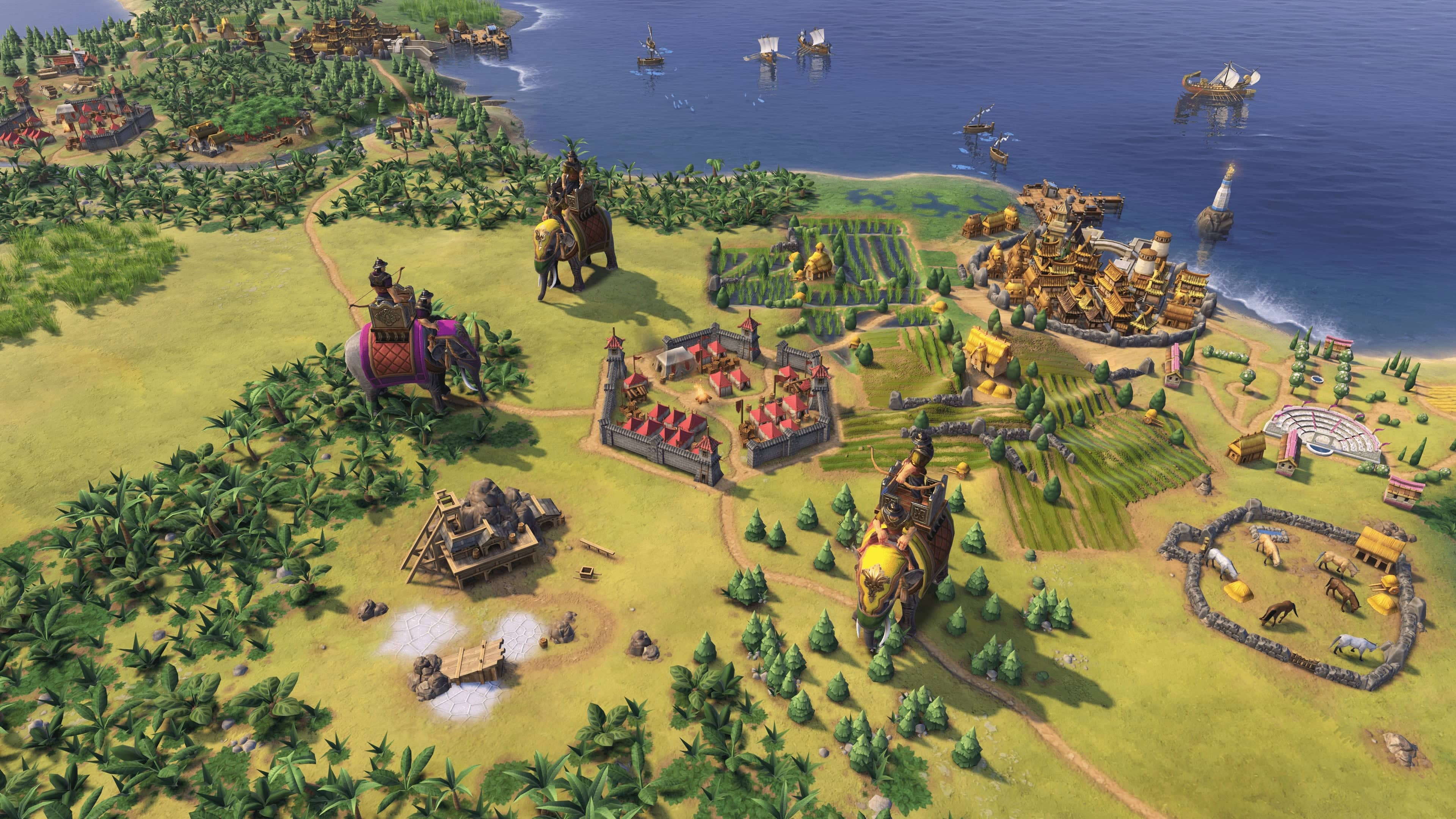 Sid Meier's Civilization® VI - Vietnam & Kublai Khan Civilization & Scenario Pack (Steam)
