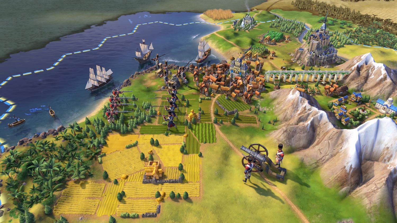 Sid Meier's Civilization® VI (MAC)