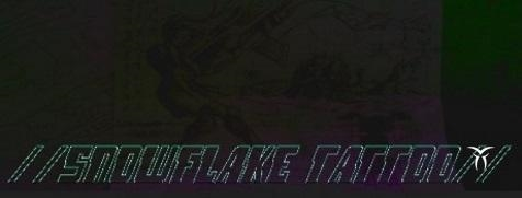 Snowflake Tattoo | WW (5829d364-44b3-41f7-ae86-aae8077445a0)