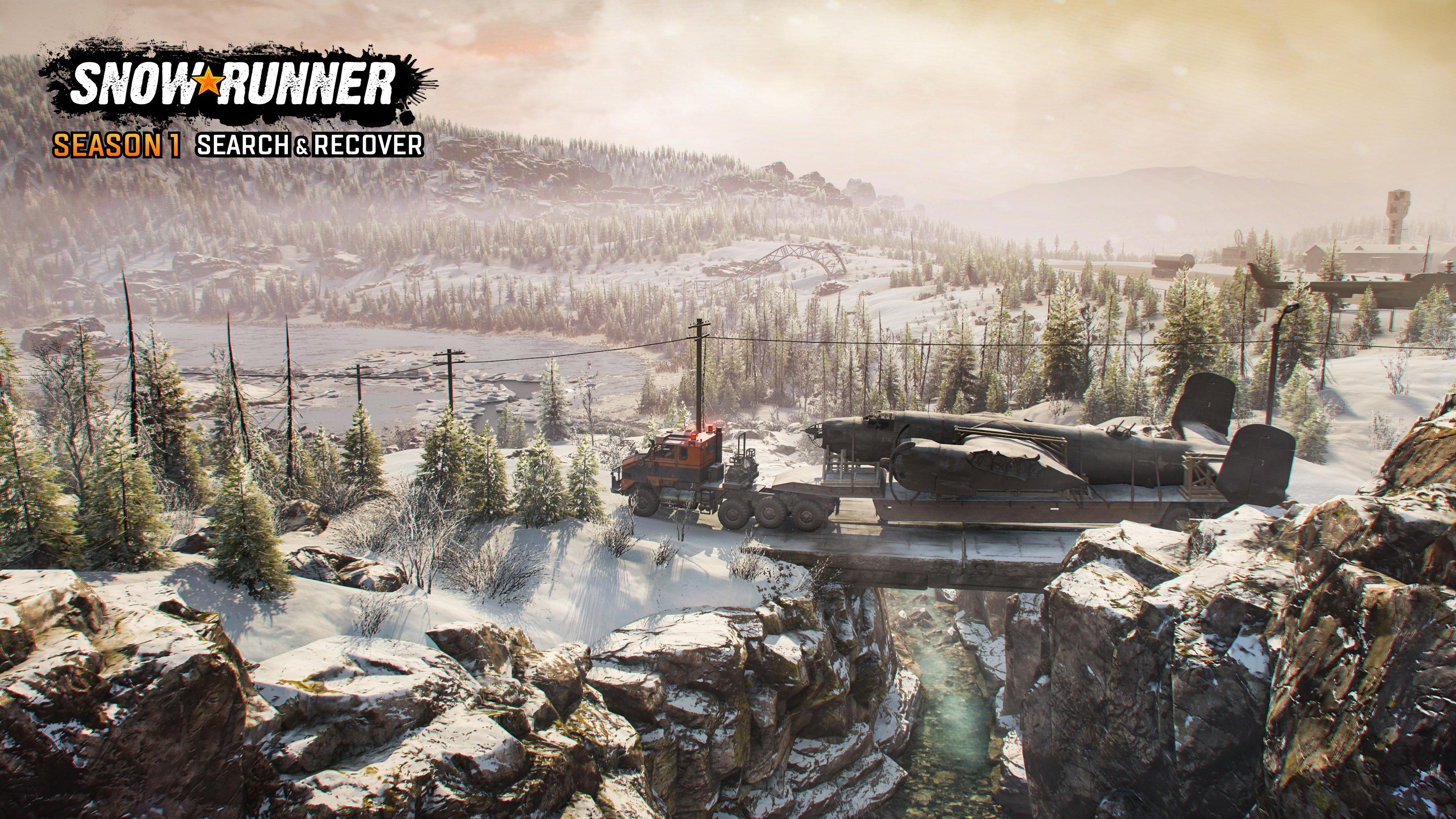 SnowRunner - Year 1 Pass | WW (737b595e-98dc-4e12-9902-2cd37f9ca7a8)