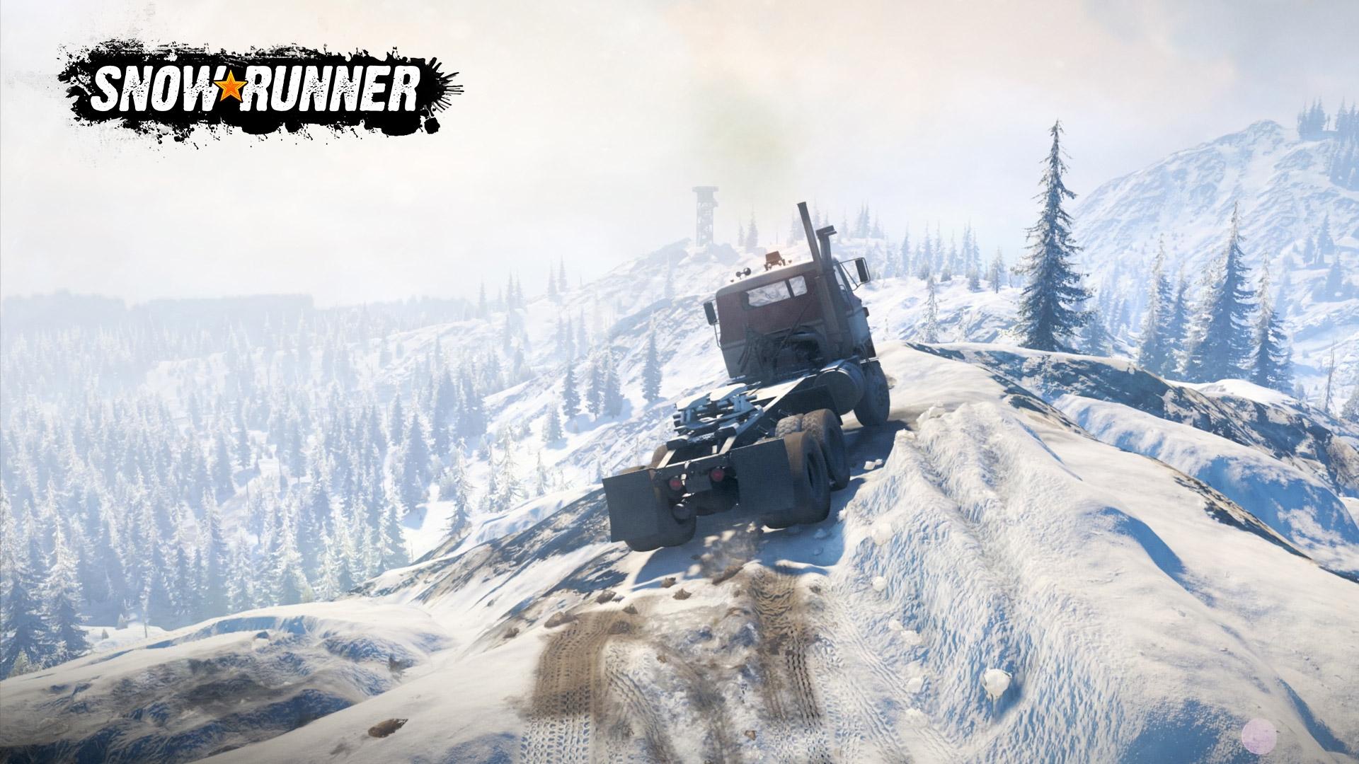 SnowRunner | WW (2b17d6ae-7a37-4663-be83-4438c4ec1d48)