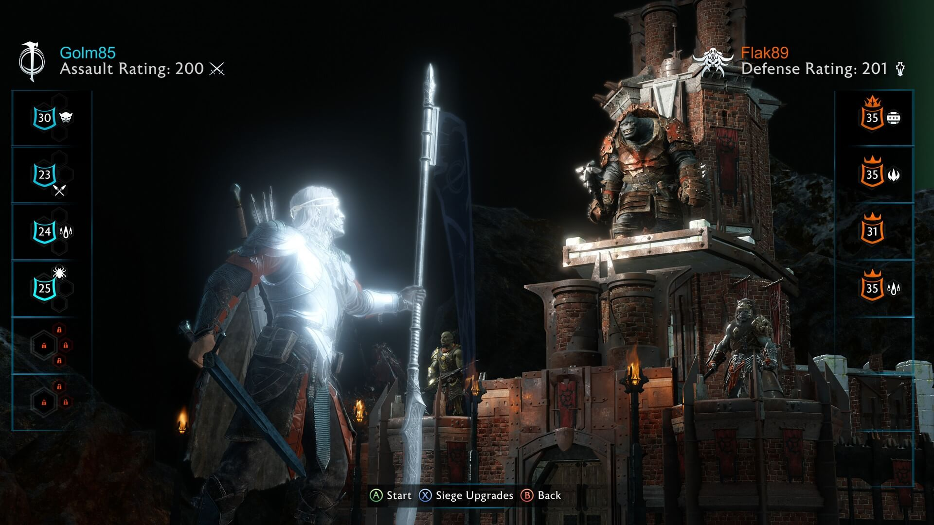Middle Earth: Shadow of War - Gold Edition (WW)