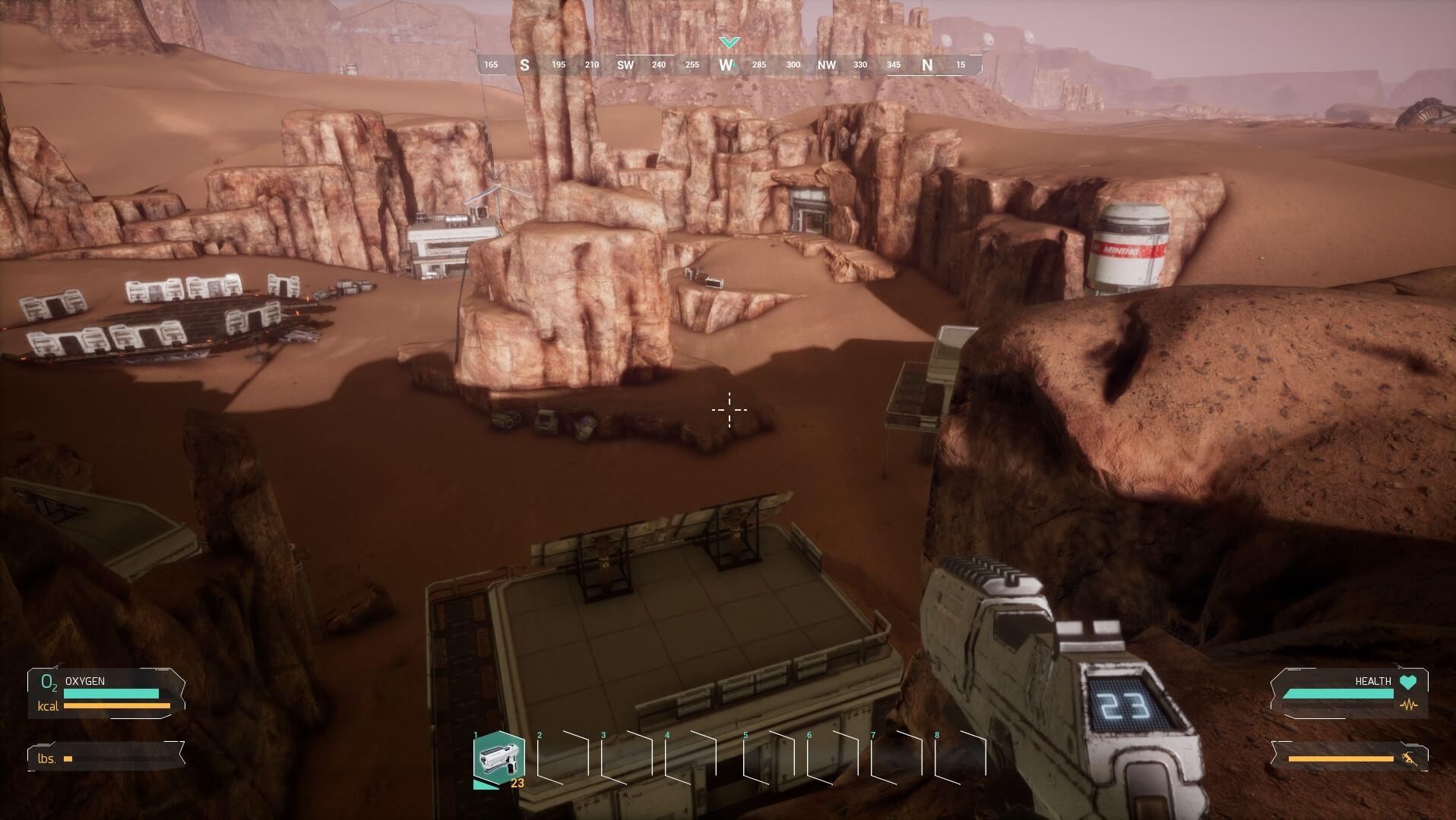 MEMORIES OF MARS (Launch) (ROW)