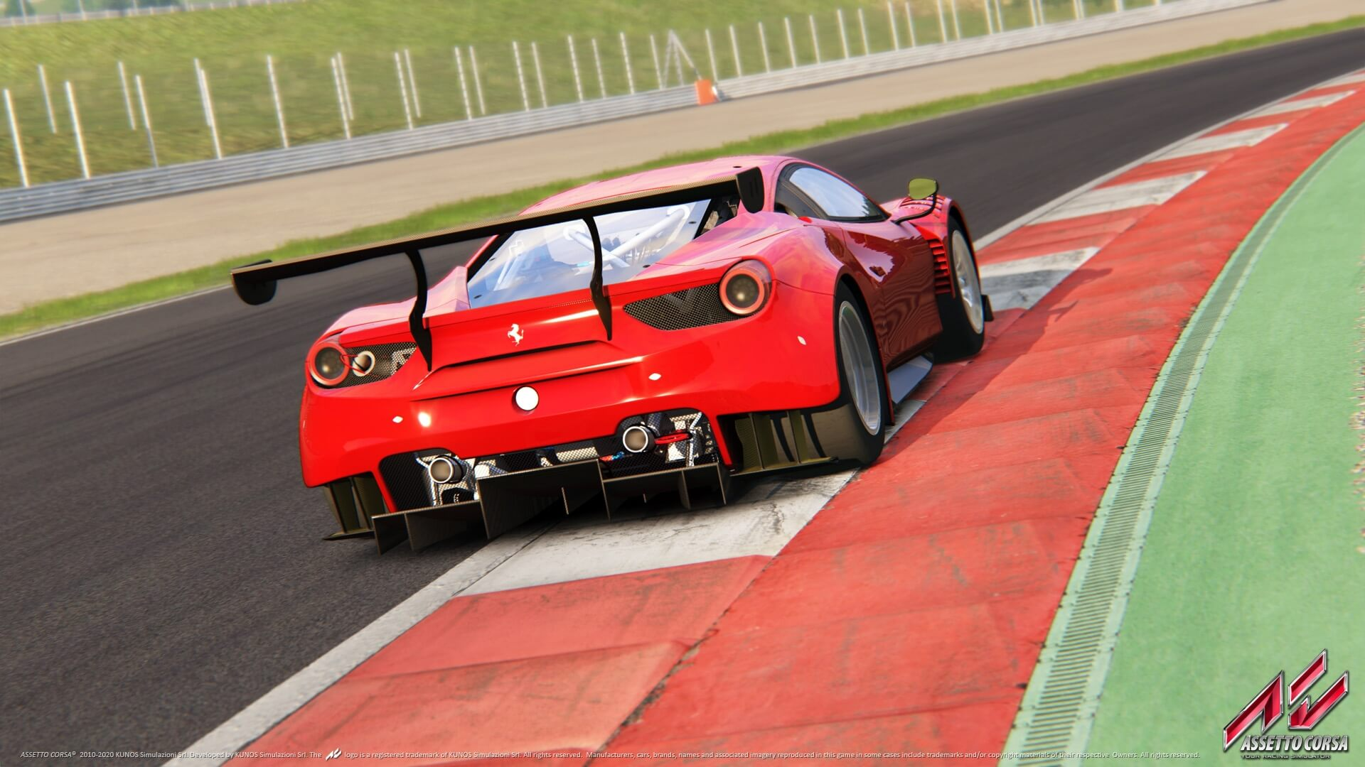 Assetto Corsa - Red Pack (WW)