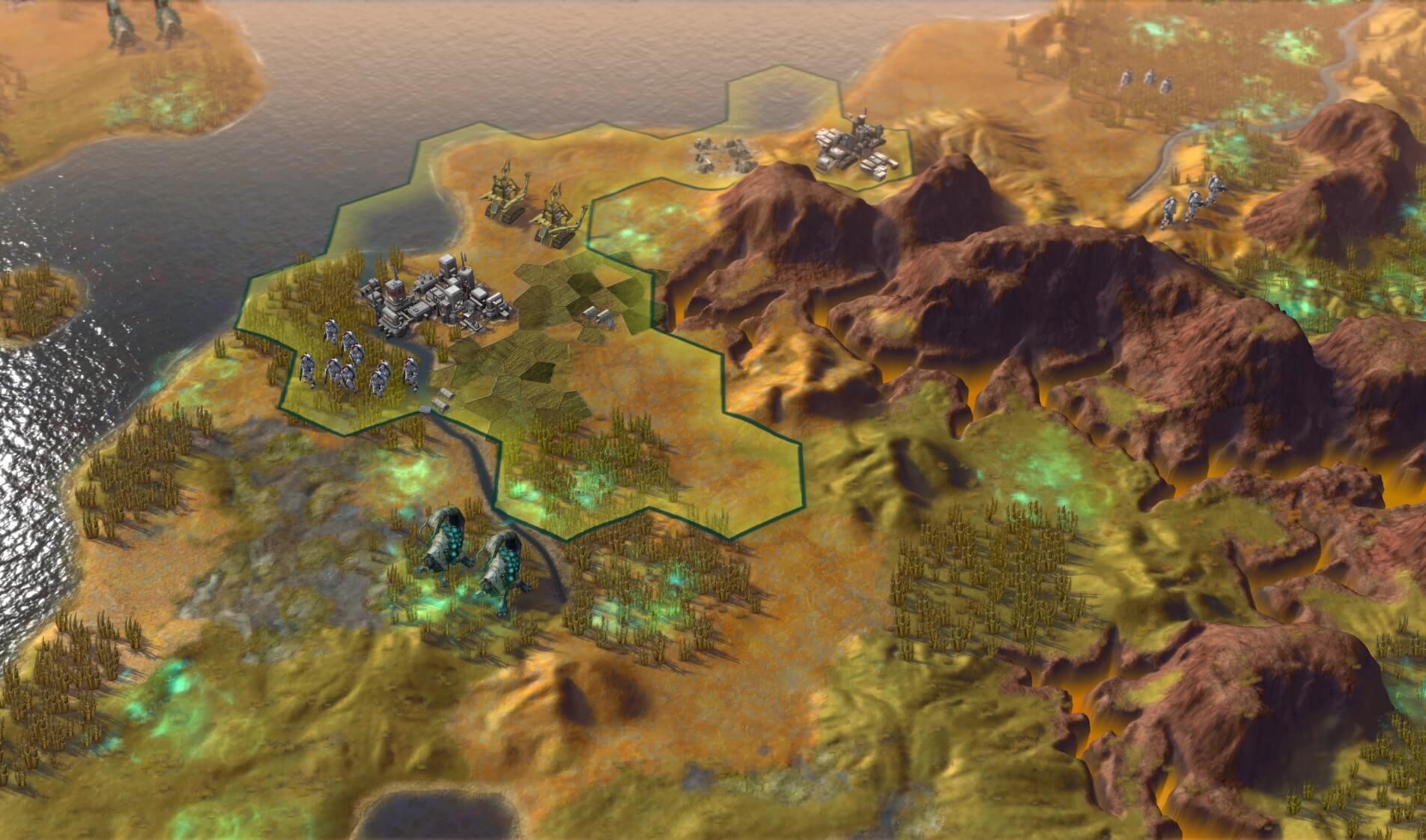 Sid Meier's Civilization : Beyond Earth (ROW)