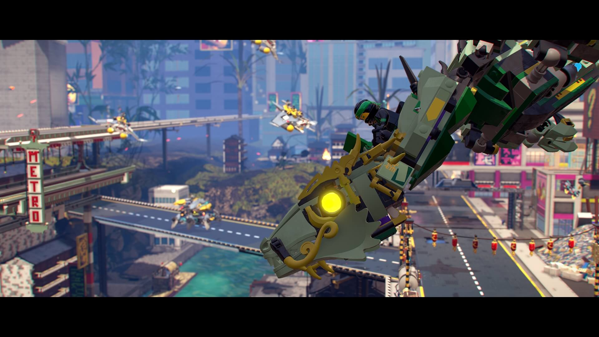 The LEGO® Ninjago® Movie Video Game (EFIGS)